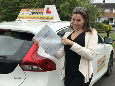 Automatic driving lessons in Brentwood
