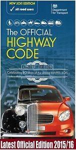 Highway Code Book 2015